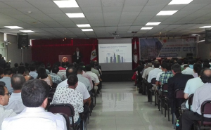 gmc telecom, III foro internacional, smart city, colegio de ingenieros